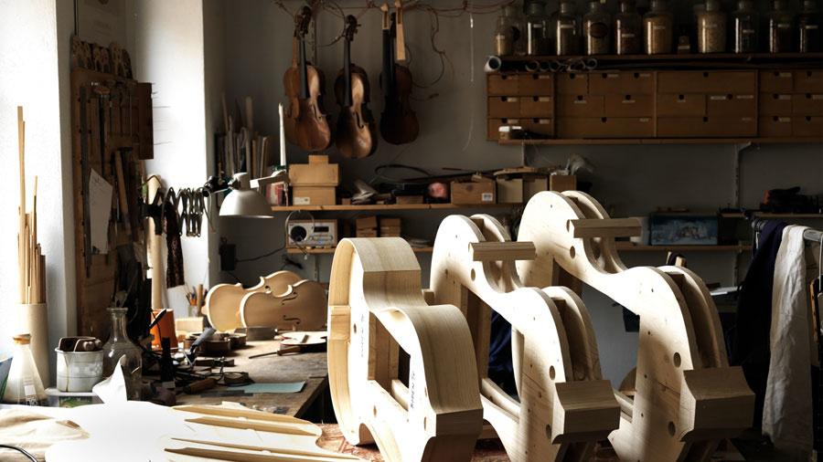 Steffen Milbradt - Meisterwerkstatt für Lauten- und Gitarrenbau - seit 1998